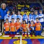 L'Escola d'hoquei al Palau Blaugrana