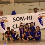 Pre-Benjamí Iniciació, Sots Campions de la Copa TBCN