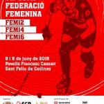 El Claret a les finals de la Copa Federació Femenina